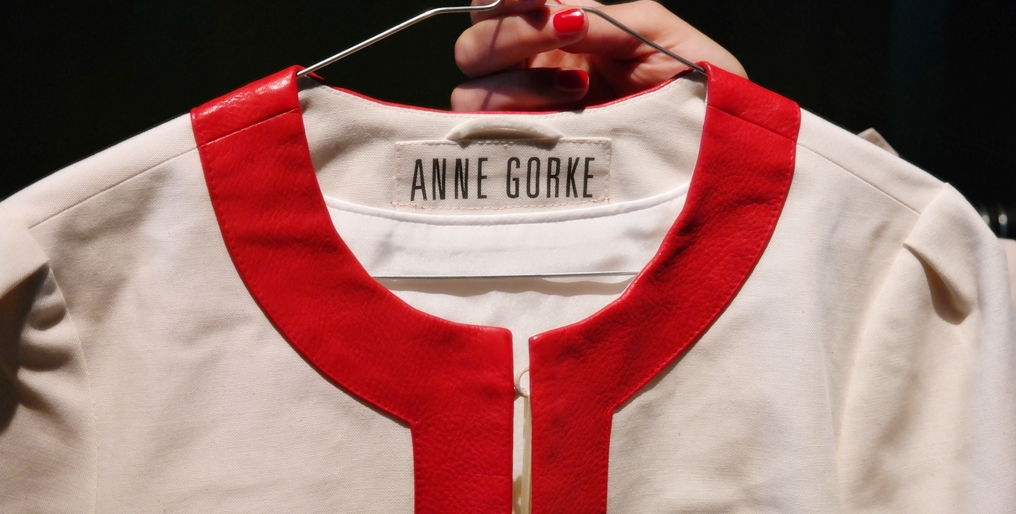 Fashion Anne Gorke